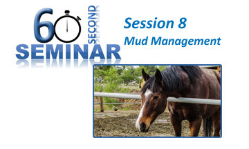60 Second Seminar Session 8: Mud Management