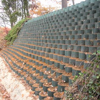 Verti-Cell Retaining Wall