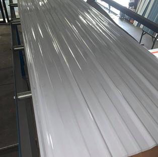 Ag Panel Skylight - White