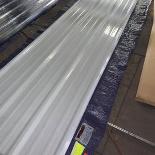 R Panel Skylight - White