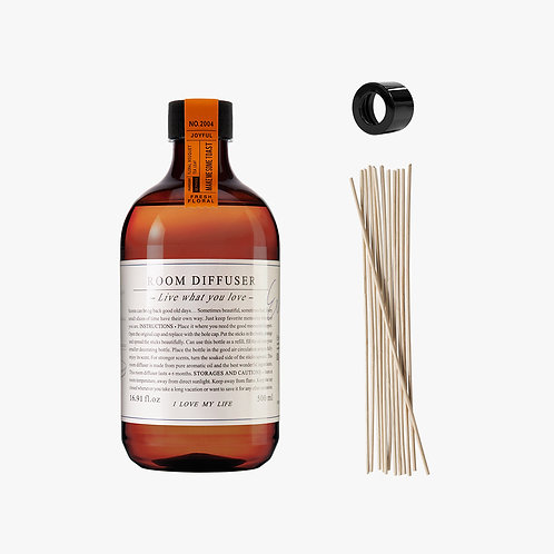 Room Diffuser Set - Make Me Some Toast - 500 ml.