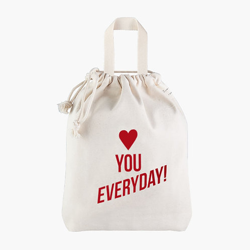 Drawstring - Love you everyday