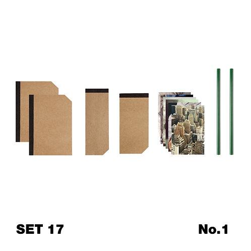 Set 17  / Everyday Stationary Set  #2