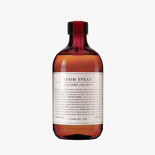 Room Spray - Fresh Market - 500 ml.