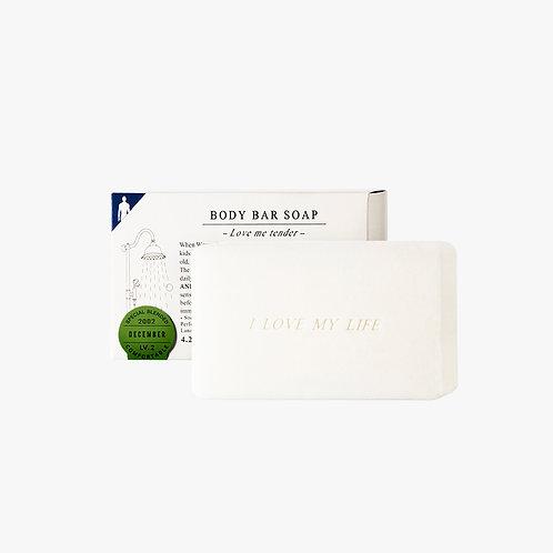 Body Bar Soap - December - 120 g