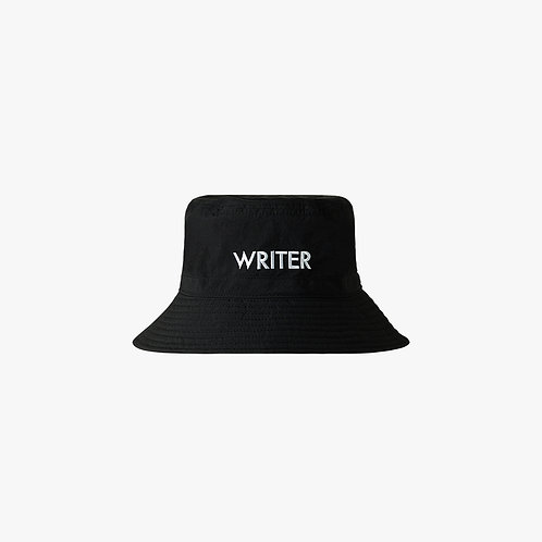 Everycolor Bucket  - WRITER - BLACK