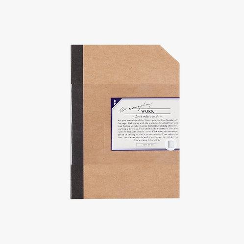 Notebook #3/2 - Casual / Split