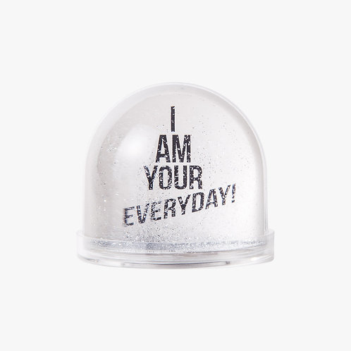 Snow Globe - I AM YOUR EVERYDAY
