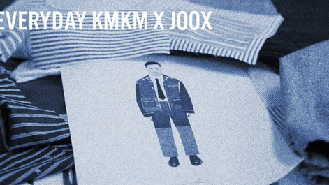 Everyday KMKM  x  JOOX