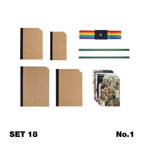 Set 18 / Everyday Stationary Set #3