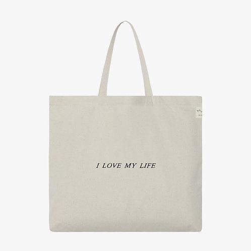 Dna Tote Bag - L- I love my life