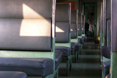 Reason to Travel 09 — เที่ยวทางรถไฟ