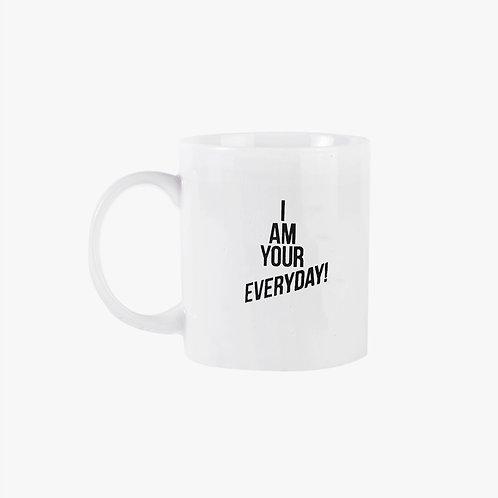 Dna Ceramic Mug - I am your everyday