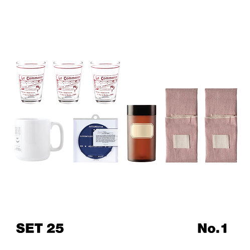 Set 25  / Everyday Home Accessories #1