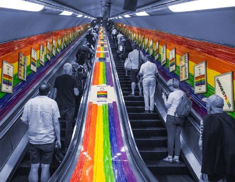 """Hello everyone"" - London Underground adopts gender-neutral broadcast greeting"