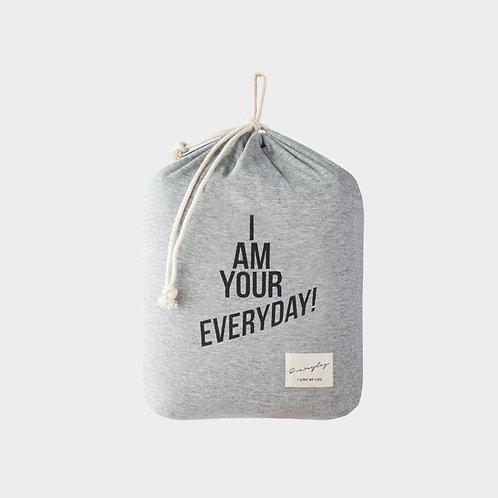 Single Jersey Cushion - I am your everyday
