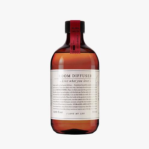 Room Diffuser - Fresh Market - 500 ml.