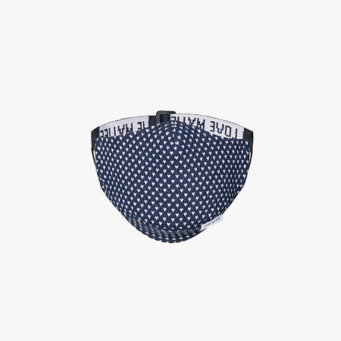 Face Protection mask - Pixel Heart