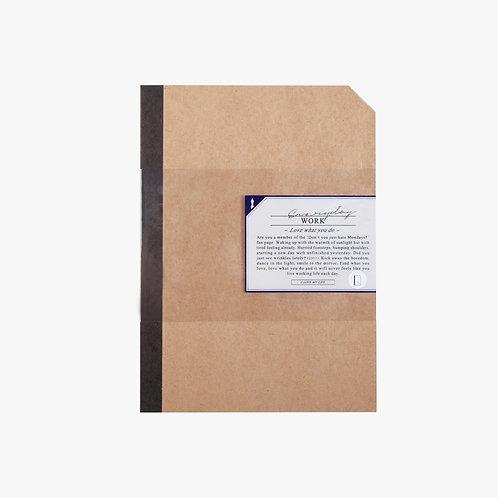 Notebook #4/2 - Casual / Split