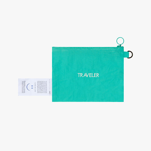 Everycolor Clutch - TRAVELER