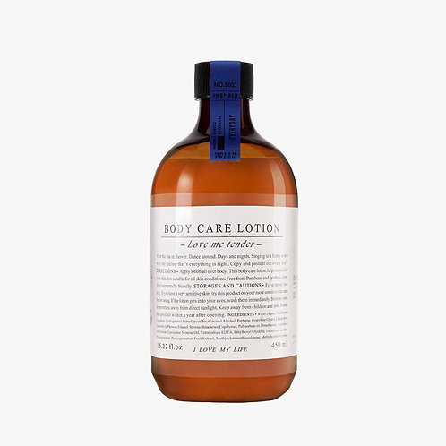 Body Care Lotion - Everyday - 450 ml.
