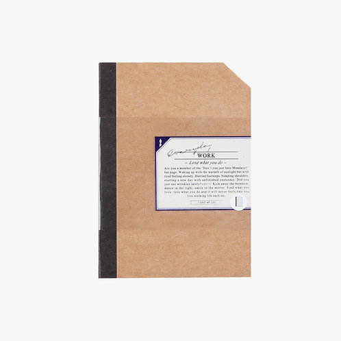 Notebook #3/3 - Marking