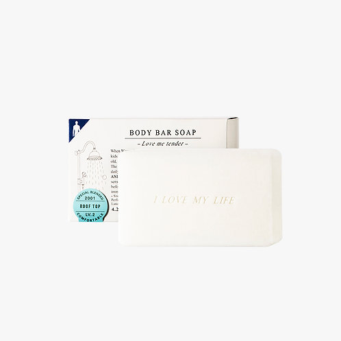 Body Bar Soap - Roof Top - 120 g