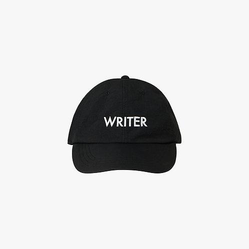 Everycolor Cap - WRITER - BLACK