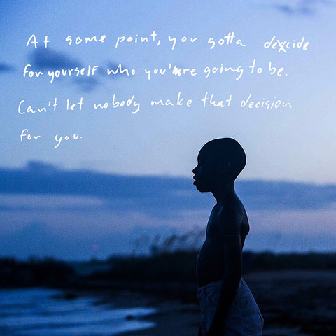 You Are Blue | Moonlight (2016)
