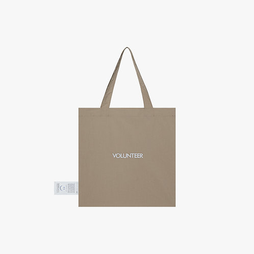 Everycolor Tote Bag - L - VOLUNTEER