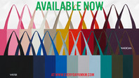 Everycolor Tote Bag New Arrival!