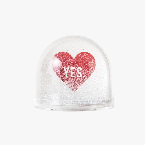 Snow Globe - YES
