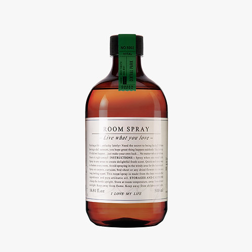 Room Spray - Central Park - 500 ml.