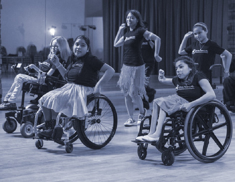 Dance Company Includes People in Wheelchairs and Busts a Beautiful Move