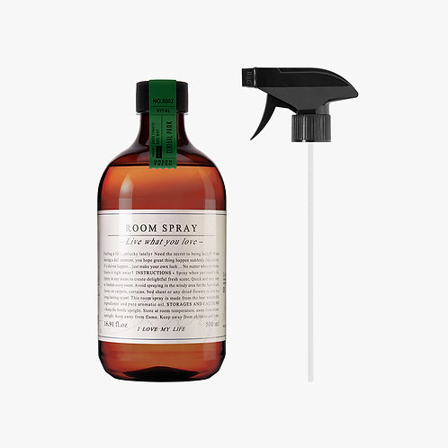 Room Spray Set - Central Park - 500 ml.
