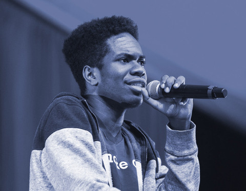 THE SOUND OF HARVARD, Harvard student raps for senior thesis