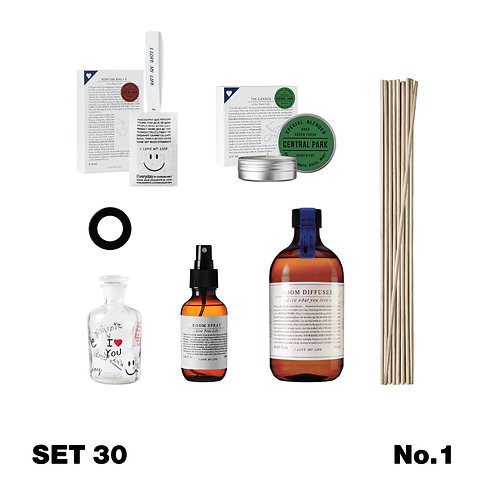 Set 30  / Everyday Scent Your Home #5
