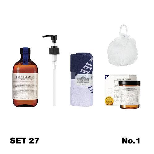 Set 27 / Everyday Body Treatment #2