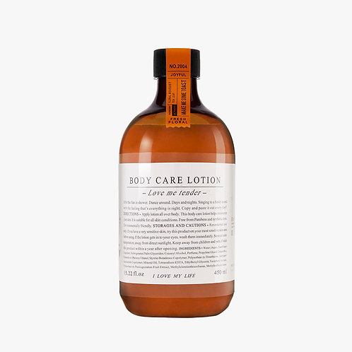 Body Care Lotion - Make Me Some Toast - 450 ml.