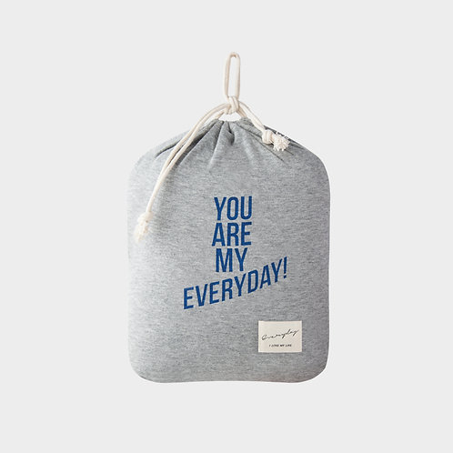 Single Jersey Cushion - You are everyday