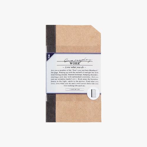 Notebook #1/3 - Marking