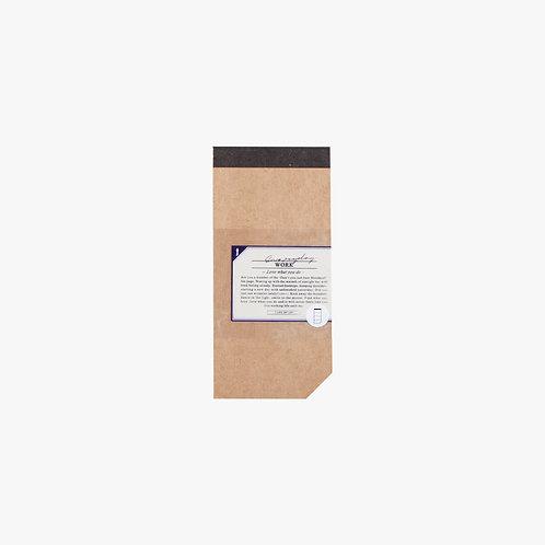 Mini Notepad #2/1 Casual / Split