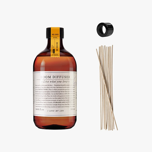 Room Diffuser Set - Oh ! Darling - 500 ml.