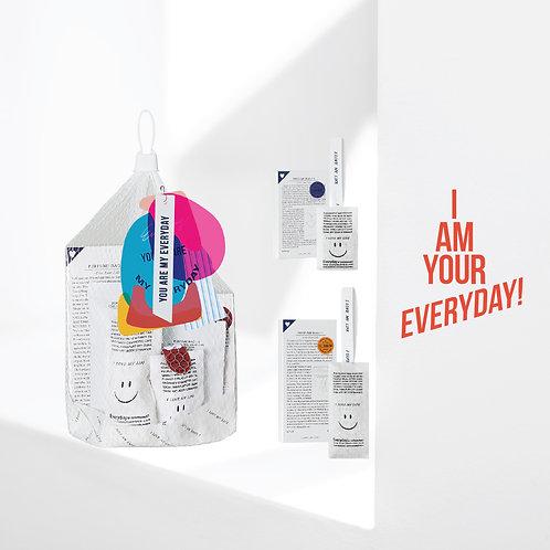 Set 4 / Everyday Perfume Bag Set
