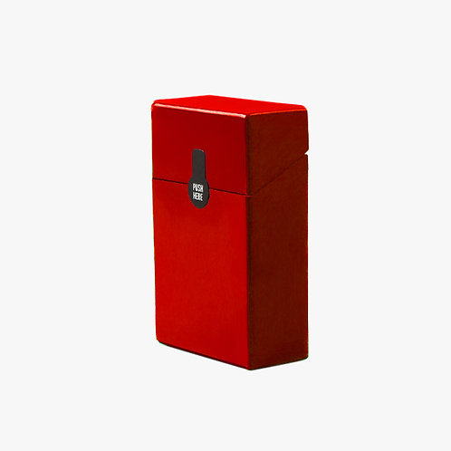 Basic Zigarette Case / Red