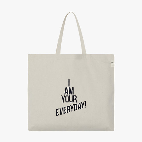 Dna Tote Bag - L - I am your everyday