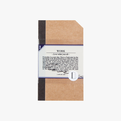 Notebook #1/1 - Casual
