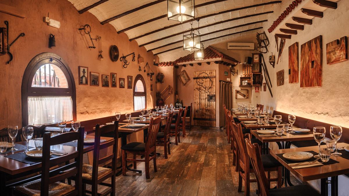Comedor Restaurante La Ruca