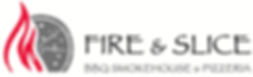 Fire & Slice logo
