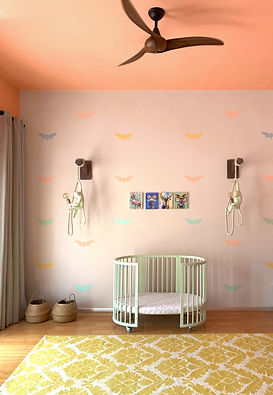 Dora Tokai Designs Indigo Nursery 1 copy